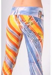 Burst Yoga Pants